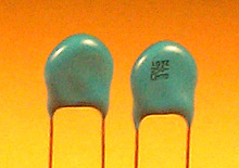HV Ceramic Capacitor