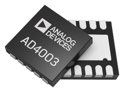 Analog Devices Releases New High-Performance Analog-to-Digital Converters
