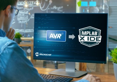 AVR Microcontrollers Now Supported in Microchip MPLAB X Coding Software