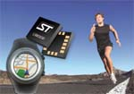 New Extremely Accurate Digital Compass with Motion and Magnetic Sensing