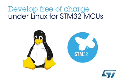 STMicroelectronics Releases New STM32 IDE for Linux Users