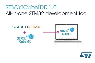 STMicroelectronics Release Free IDE For STM32 Microcontrollers