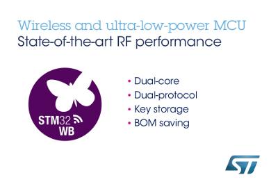 STMicroelectronics Release New Dual Core 32-bit