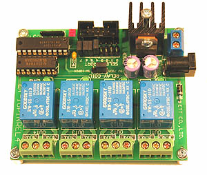 Relay Output Board
