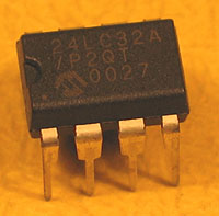 24LC32 - 24LC32 4kx8 Microchip Serial EEPROM