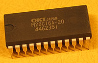 28C16A-25 Atmel IC