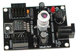 Click for Larger Image - 3.3V Regulator