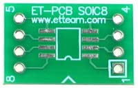 8PINSOIC - 8 pin SOIC Adapter