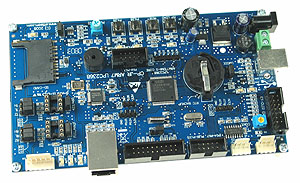 Click for Larger Image - ARM2368/LPC2368 Controller