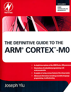 Click for Larger Image - The Definitive Guide to the ARM Cortex M0