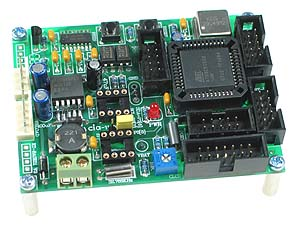 Click for Larger Image - AT89C51ED2 Controller