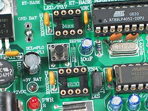 Click for Larger Image - AT89LP4052 Controller