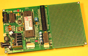ATmega Development Board