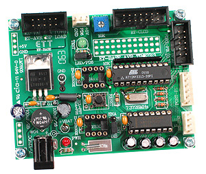 Click for Larger Image - ATMega Controller