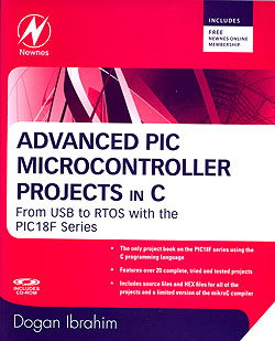 Click for Larger Image - Advanced PIC Microcontroller Projects in C