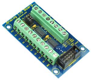 Click for Larger Image - Analog Expansion Board