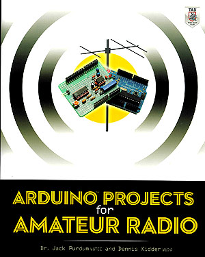 Click for Larger Image - Arduino Projects for Amateur Radio