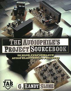 Click for Larger Image - The Audiophile's Project Sourcebook