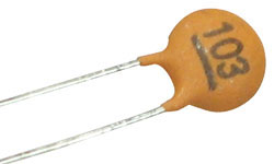 0 01uf 50v Ceramic Capacitor