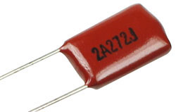 0 027uf 100v Mylar Capacitor Technical Data