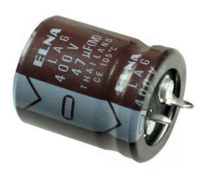 47uf 400v Electrolytic Capacitor Technical Data