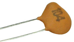C100UC - 0.1uF 50V Ceramic Capacitors