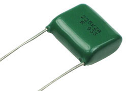 2 2uf 100v Mylar Capacitor Technical Data