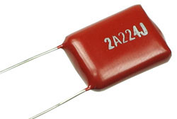0 22uf 100v Mylar Capacitor Technical Data