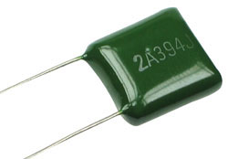 0 39uf 100v Mylar Capacitor Technical Data