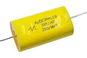 C6U8POLY - 6.8uF 250V Metallised Polypropylene Capacitor