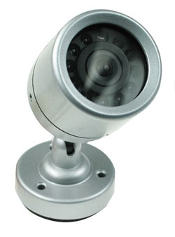 CS - 410 Color Waterproof IR CMOS Camera
