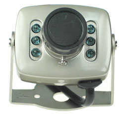 CS-100 Mini Metal B/W CMOS Camera