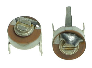 C20PTC - 3.0-20.0pF Ceramic Trimmer Capacitor
