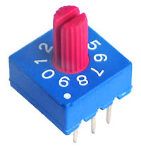 ROTDIP - Rotary DIP Switch