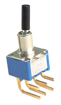 DPDT101PC - DPDT on-off-on PCB Mount Toggle Switch