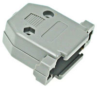 DSUBCH15 - 15 Pin Connector Hood