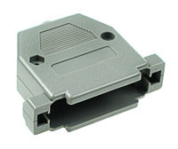 DSUBCH25 - 25 Pin Connector Hood
