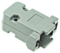 DSUBCH9 - 9 Pin Connector Hood