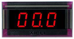 Digital LED Volt Meter