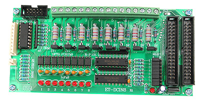 Opto-Isolated DC Input Board
