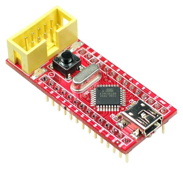 Click for Larger Image - ET-Easy168 Stamp Microcontroller