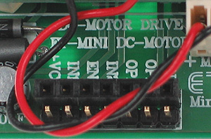 Click for Larger Image - DC Motor Mini Board