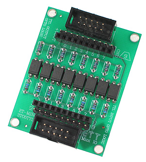 Click for Larger Image - Opto-Isolator Mini Board