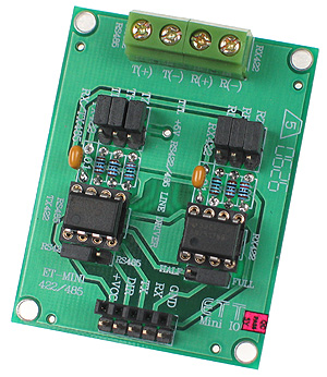 Click for Larger Image - RS422 Mini Board