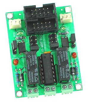 Click for Larger Image - Relay Mini Board