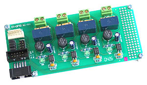 AC Opto-Isolated Input Board