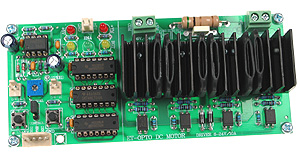 Click for Larger Image - Opto-Isolated DC Motor Board