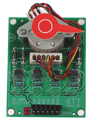 Click for Larger Image - Stepper Motor Mini Board