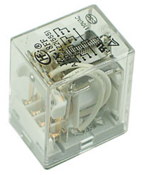 GR12PIN4P - 4PDT 12VDC 5A 14 Pin Terminals Relay