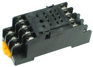 GRPIN4P - Socket for 4PDT Pin Terminals (5A)